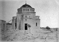 Вознесенский собор сразу после постройки. Фото 1880-х годов.