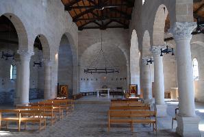 Католическую Церковь Умножения хлебов и рыб.